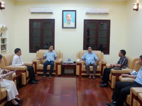 Công ty SANTEN Nhật Bản đồng hành cùng Liên đoàn Cờ tướng Việt Nam