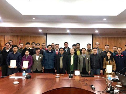 Lớp tập huấn trọng tài Cờ tướng Châu Á đầu tiên tại Việt Nam.