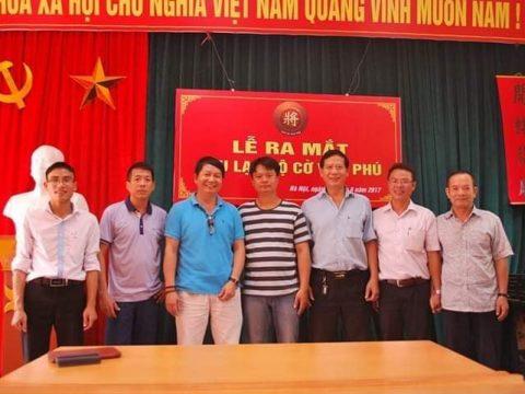 CLB Văn Phú 3 năm hình thành và phát triển